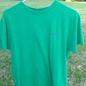 Polo Ralph Lauren Short Sleeve T-shirt Size Small